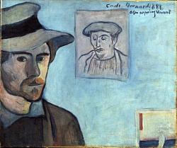 Нажмите на изображение для увеличения.  Название:Zelfportret met portret van Gauguin.jpeg Просмотров:382 Размер:49.4 Кб ID:5724