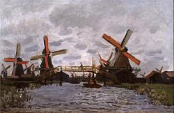 Нажмите на изображение для увеличения.  Название:Molens in het Westzijderveld bij Zaandam.jpeg Просмотров:368 Размер:39.5 Кб ID:5732