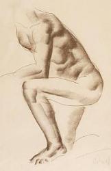 Нажмите на изображение для увеличения.  Название:artemoff_georges-study_of_a_nude.jpg Просмотров:426 Размер:6.8 Кб ID:3311