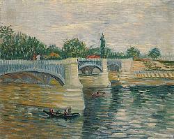 Нажмите на изображение для увеличения.  Название:VG De Seine met de Pont de la Grande Jatte.jpeg Просмотров:204 Размер:60.4 Кб ID:5810