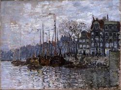 Нажмите на изображение для увеличения.  Название:Gezicht op de Prins Hendrikkade en de Kromme Waal te Amsterdam.jpeg Просмотров:308 Размер:51.8 Кб ID:5733