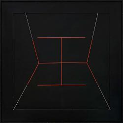 Нажмите на изображение для увеличения.  Название:Gianni Colombo, spazio elastico doppia i rossa, 97 x 97 cm copy.jpg Просмотров:182 Размер:50.0 Кб ID:18323