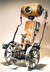 Нажмите на изображение для увеличения.  Название:steampunk-robot-04.jpg Просмотров:246 Размер:48.1 Кб ID:10258