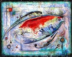 Нажмите на изображение для увеличения.  Название:А.Кедрин. Рыбка. 1991&#1.jpg Просмотров:106 Размер:36.3 Кб ID:33329