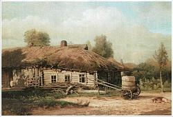 Нажмите на изображение для увеличения.  Название:savrasov-landscape-with-izba.jpg Просмотров:246 Размер:48.5 Кб ID:1312