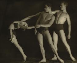 Нажмите на изображение для увеличения.  Название:Alexander Grinberg-Trio Castelio--1924 copy.jpg Просмотров:264 Размер:91.8 Кб ID:21923