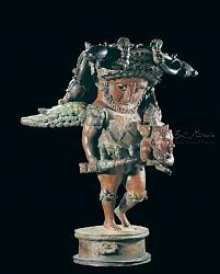 Нажмите на изображение для увеличения.  Название:Michael_Angel_(Golden_Monster)-1993-Bronze_21x12x12_scul.jpg Просмотров:546 Размер:76.0 Кб ID:30507