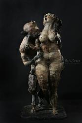 Нажмите на изображение для увеличения.  Название:Moonlight_Love-2006-Bronze-33x15x15_scul01.jpg Просмотров:484 Размер:59.1 Кб ID:30539