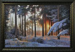 Нажмите на изображение для увеличения.  Название:Утро в лесу 110х70см холст, масло.jpg Просмотров:99 Размер:198.5 Кб ID:33984