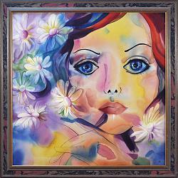 Нажмите на изображение для увеличения.  Название:Девушка глаза 60х60см батик.jpg Просмотров:106 Размер:168.8 Кб ID:33986