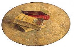 Нажмите на изображение для увеличения.  Название:VG Stilleven met boeken.jpeg Просмотров:350 Размер:62.0 Кб ID:5794