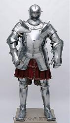 Нажмите на изображение для увеличения.  Название:Доспех Генриха VII.jpg Просмотров:6120 Размер:119.9 Кб ID:29805