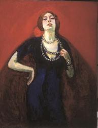 Нажмите на изображение для увеличения.  Название:Portret van Guus Preitinger, de vrouw van de kunstenaar.jpeg Просмотров:389 Размер:37.0 Кб ID:5735