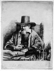 Нажмите на изображение для увеличения.  Название:Rembrandt, Tolink, gravure.jpg Просмотров:138 Размер:129.1 Кб ID:6869