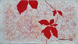 Нажмите на изображение для увеличения.  Название:113_2496_lg_17_Kim, Hyun Sook_The flower 45x22cm, India ink on Korean paper 2011_b copy.jpg Просмотров:8094 Размер:112.1 Кб ID:17307