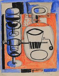 Нажмите на изображение для увеличения.  Название:Le Corbusier dessin donne¦Б a¦А Vesnine MUAR PIa-8769.jpg Просмотров:963 Размер:140.1 Кб ID:29172