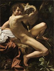 Нажмите на изображение для увеличения.  Название:Capitolini  San Giovanni Battista post restauro copy.jpg Просмотров:677 Размер:181.6 Кб ID:22451