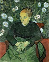 Нажмите на изображение для увеличения.  Название:VG Portret van Augustine Roulin, 'La Berceuse'.jpeg Просмотров:205 Размер:52.9 Кб ID:6226
