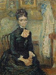 Нажмите на изображение для увеличения.  Название:VG Moeder bij een wieg, portret van Leonie Rose Davy-.jpeg Просмотров:229 Размер:47.3 Кб ID:5814