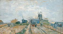 Нажмите на изображение для увеличения.  Название:VG Moestuinen en de Moulin de Blute-Fin op Montmartre.jpeg Просмотров:207 Размер:60.2 Кб ID:5813