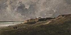 Нажмите на изображение для увеличения.  Название:Rotsen bij Villerville-sur-mer.jpeg Просмотров:310 Размер:25.5 Кб ID:5745