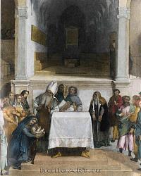 Нажмите на изображение для увеличения.  Название:Lorenzo_Lotto,_Presentazione_di_Cristo_al_Tempio copy.jpg Просмотров:510 Размер:193.5 Кб ID:30746
